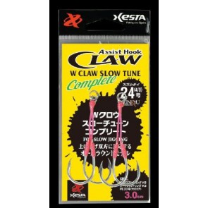 XESTA W CLAW SLOW TUNE COMPLETE LONG