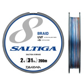 DAIWA SALTIGA 8 BRAID 200m