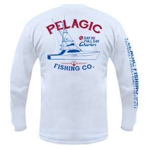 PELAGIC CHARTER LONG SLEEVE