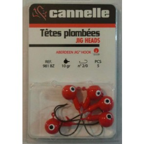 CANNELLE JIG HEAD 981 BZ