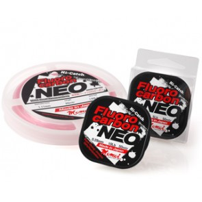 Momoi Hi-Catch Fluorocarbon NEO 25m Pink