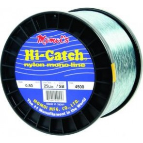 Momoi Hi-Catch Nylon Mono Line 1/4LB spool