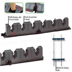 RAPALA LOCK AND HOLD ROD RACK