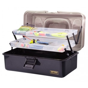 "SPRO TACKLE BOX 2TRAY ""L"""